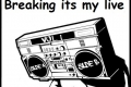 Dj P@sha - Mixtape (Breaking its my live)
